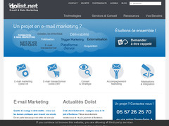 Dolist.net - Email Marketing Services