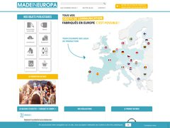 Détails : Made in Europa