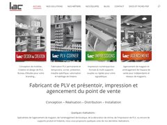 Agencement de magasin